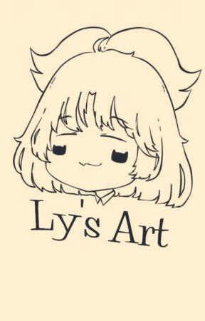 [Artbook] Nghiệp phá tranh của Ly by Lyhyhy
