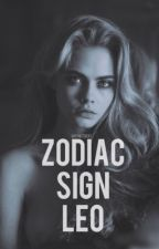 Zodiac Sign Leo by WHYNOT00001