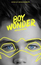 Boy Wonder ➳ Damian Wayne by wolvesilvers