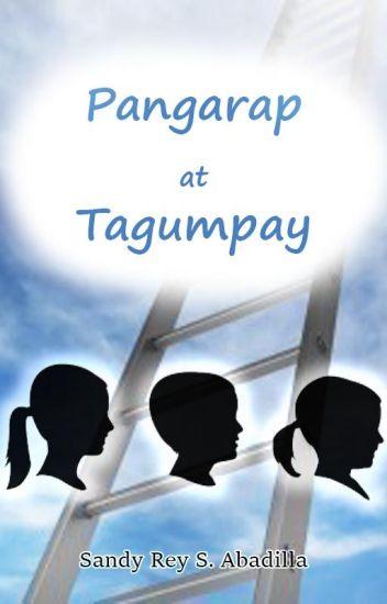 Pangarap at Tagumpay - Sandy Rey S  Abadilla - Wattpad