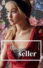 بائعة الزهور || Flower seller. by lottiiestyles