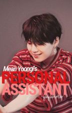 Mean Yoongi's PA by yuyuwinter