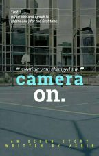 ❥camera on +osh by seahun-