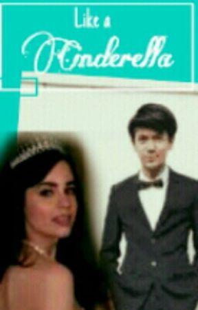 Like a Cinderella by hanihanipa11