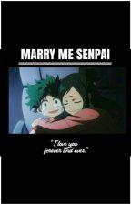 Marry me senpai;; 2jae by Junmyewon
