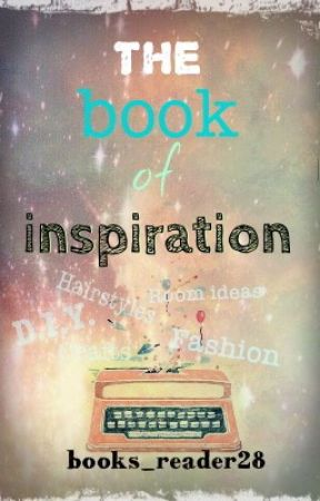 The book of inspiration {Dutch} by books_reader28