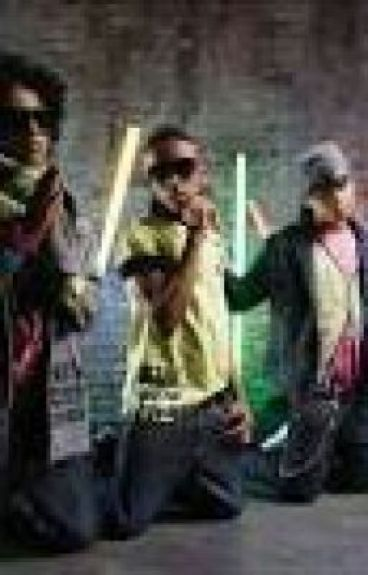 Use To Be (Yn and Mindless Behavior Story)