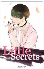 Little Secrets ~ TaeJin [BTS] by Blxck-D