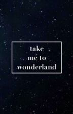 Take me to wonderland by morgann_livres