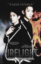 Firelight { CHANBAEK } by nobarabyakko