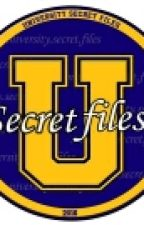 University Secret Files by IloveHuYiTian