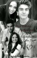 Chica Delivery y Chico Fresa And FelicityForNow Y Roller Track by _Chiara_69_