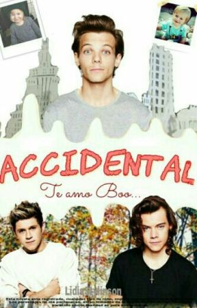 Accidental (Larry/Nouis) by LidiaStylinson
