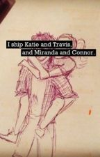 Connor and Aphrodite: The Tratie Matchmakers (Percy Jackson Fanfiction) by queenofangirling