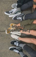 friends [joshler fic] by SILVERSPOON-