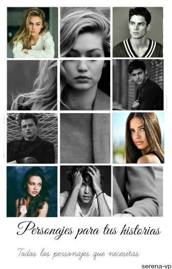 Personajes para tus historias.