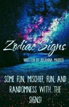 Zodiac Signs - Sex - Wattpad