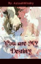 You Are My Destiny by AzizahWindry