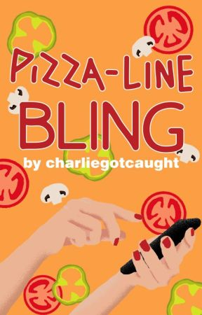 Pizza-line Bling by charliegotcaught