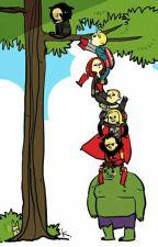 ask the Avengers, Bucky, &Loki! by devilsdisco