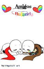 Amigos Bufanda - (Cortos GenoInk) by Panda_Kawaii01
