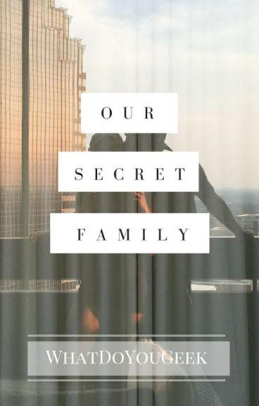 Our Secret Family(Interracial)(Book 1)