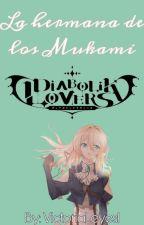 La hermanita Mukami by VictoriaLeyes1