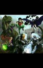Teen Titans Adventure by TeenTitansMyLife