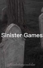 Sinister Games; Dolan Twins by officialwhatyoudolan