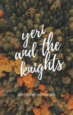 yeri and the knights by lookiekookies