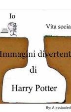 Immagini divertenti di Harry Potter by Alessiaaledreamer