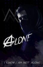 Alone  Alan Walker by A-LAMyS