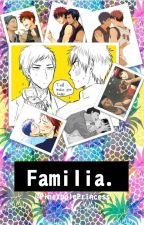 Familia. AoKaga by PinexpplePrincess