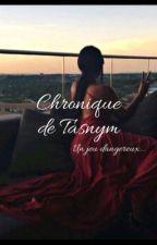 Chronique de Tasnym : Un jeu dangereux by neverchang_