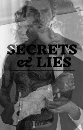 Secrets & Lies  by KhyMack
