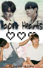 Paper Hearts [Taekook / Vkook // PartnerFF mit @Its_just_Sam_] by Sailine