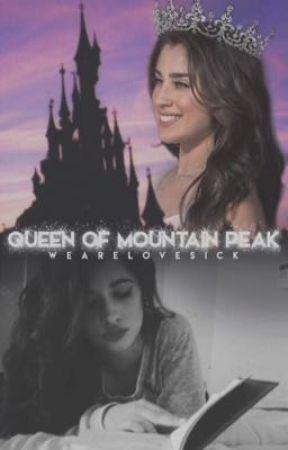 Queen of Mountain Peak by wearelovesick
