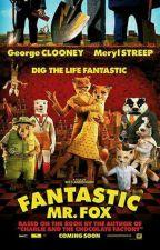 Fantastic Mr fox  by lil_curlymess