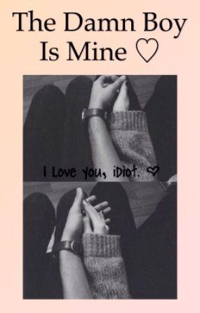 The Damn Boy Is Mine ♡ (Finnish) by sedated-mira