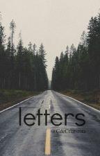 Letters;rdg (Terminada) by CdeCriaturita