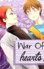 War of hearts by evolgreen
