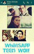 WhatsApp - Teen Wolf  by teenwolfic