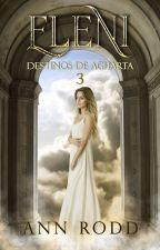 Destinos de Agharta II.l, Eleni by HaruhiOvers