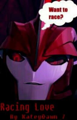 Racing Love Transformers Prime Knockout X Human Female