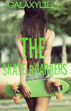 The Skateboarders by GalaxyLilly
