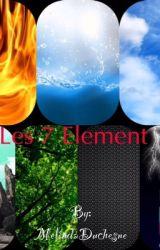 Les 7 éléments  by melindaduchesne16
