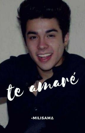 Te Amare- Mario Bautista ♡ by MiaSanchez-