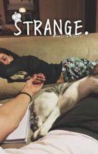 Strange - Lorenzo Ostuni by elenapalombi_