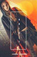 Ablaze (Bruce Banner) by corpse_prxncess