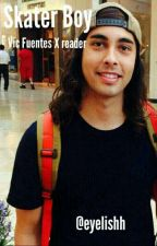 Skater Boy (Vic Fuentes X reader kink) by antisocialtrashcan_